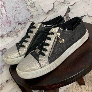 Michael Kors sneakers size 5 glitter